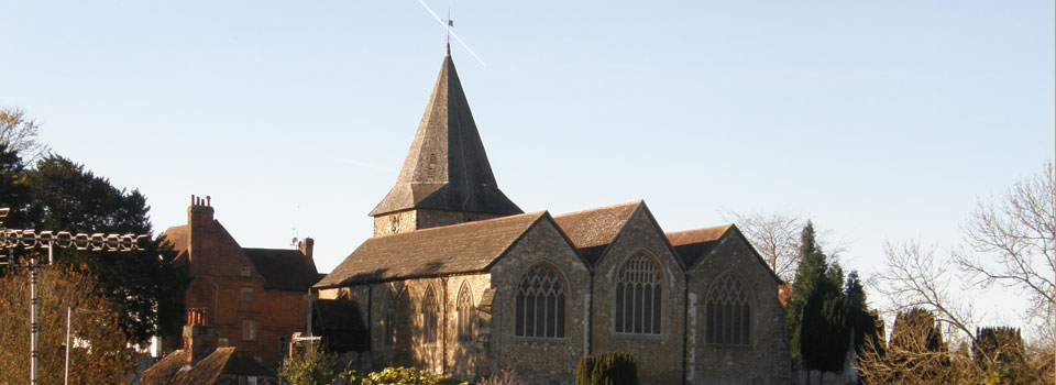 About St Mary's Westerham