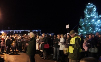 carols on Green